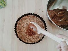 Tarte de chocolate Vergan