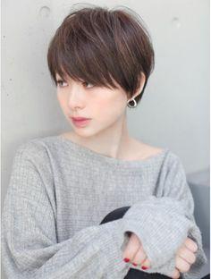 ニーフ(neaf) 大人かわいい前髪ショート【neaf 犬塚優介】