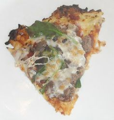 My HCG Cooking Blog - Favorite recipes and discoveries on my HCG weightloss journey: P3 Cheese Cauliflower Pizza Crust
