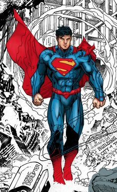 #Superman #The #Man #Of #Steel.