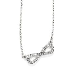 Crystal voyage heart necklace brighton crystals and brighton and brightons starry infinity necklace is perfect for mozeypictures Images