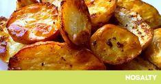 Kétségtelen, hogy a klasszikus, olajban sült krumpli is nagyon finom, de most lendüljünk rajta túl, és próbáljunk ki más burgonyás köreteket: hoztunk hozzá néhány ötletet! Food 52, Meat Recipes, Sausage, Food And Drink, Potatoes, Vegetarian, Favorite Recipes, Lunch, Baking