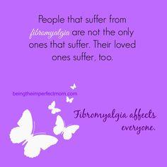 fibromyalgia affects everyone