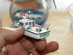 Learn how to build a replica of any yacht or boat and create your own maritime masterpiece Ship in a Bottle. Check out one of Capt Dan Berg's Ship in a Bottle books to see just how easy they are to build and to learn all the tricks of the trade. http://www.amazon.com/Shipwreck-bottle-shipwreck-complete-mastering/dp/1482733307/ref=sr_1_1?ie=UTF8&qid=1423254562&sr=8-1&keywords=shipwreck+in+a+bottle