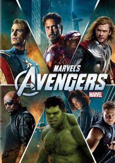The Avengers (2012), Movie on DVD, Action Movies, Adventure Movies, Sci-Fi & Fantasy Movies, redbox Replay Movies, even more movies, even more movies on DVD