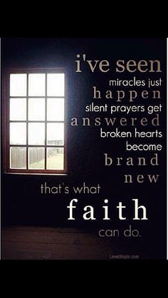 """lyrics from """"What Faith Can Do"""" by Kutless"""