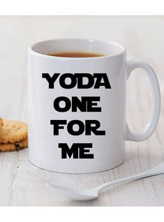 Cute Coffee MugEvery day will be a little sweeter when your love sips their favorite brew from a mug that expresses your love! And the internet is chock full of fabulous mugs to express just the right sentiment. We love this geek-tastic Star Wars mug that we found on Bonanza. The Force is strong with this one, especially when you pair it with a special blend of coffee, tea or cocoa!