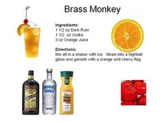 Drinks popular in the 80s | Midnight Mixologist