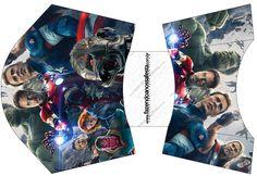 Envelope Fritas Os Vingadores 2