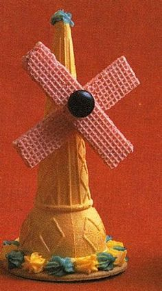 Windmill's like Mum use to make, full of candy, little thank you gifts that kiddy's LOVE, well I use too