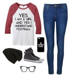 """""""Untitled #95"""" by haleynhester on Polyvore featuring Ally Fashion, Converse, Phase 3, Casetify and Spitfire"""