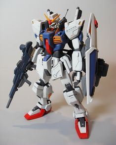 "Custom Build: MG 1/100 Gundam Mk-II ""ver Heisei"" - Gundam Kits Collection News and Reviews"