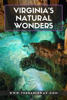 Check out my ever-growing list of natural beauties to discover in Virginia! Beautiful Places To Visit, Cool Places To Visit, Places To Travel, Places To Go, Travel Things, Travel Stuff, Travel Advice, Virginia Vacation, Virginia Beach