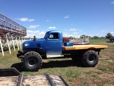 1941 Chevrolet army truck before the short box