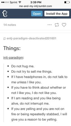 How to handle an INTJ. Accurate. If you have to think about whether or not I like you...I probably tolerate you at best.