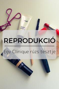 Reprodukció – Clinique Long Last Soft Matte Lipstick Mini Matte Lipstick, Follow Me On Instagram, Keep It Cleaner, Beauty Secrets, Blogging, About Me Blog, Mini, Beauty Tips, Beauty Hacks