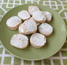 Lemon-Coconut Meltaways - Try these irresistible cookies with a combination of lemon and coconut that melts in your mouth!