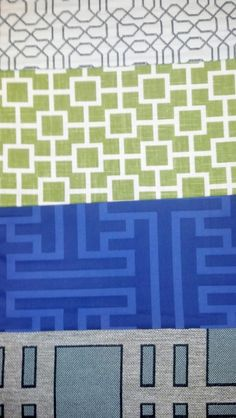 flexsteel fabrics | ... of green and turquoise with ...