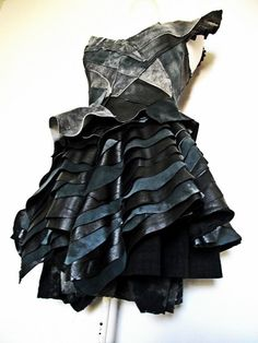 The dark glamour dress by NaturallyBohemian on Etsy, £190.00    Gosh this is perfect for me...