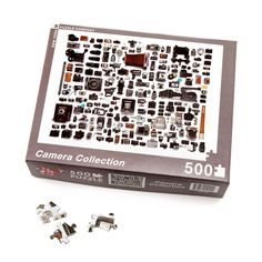 Camera Puzzle by Jim Golden