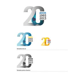 Mercer 20 years logo on Behance