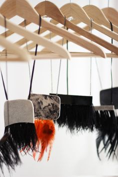 de #plumas Hana Karim pendants/necklaces