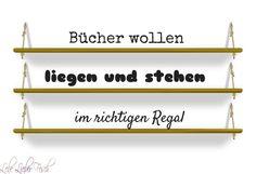 Bücher wollen liegen und stehen - im richtigen Regal http://lelife.de/2016/09/buecher-wollen-liegen-und-stehen-im-richtigen-regal/ #Wohnen #Bücher #Möbel #LeLiFe