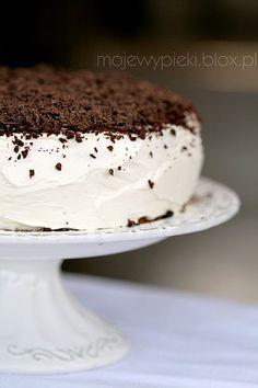 Tort tiramisu | moje wypieki