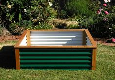 Vegans Living Off the Land: Raised Bed Garden Ideas & Using Free materials