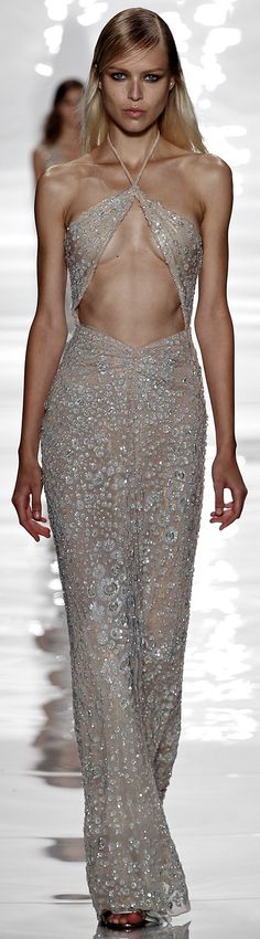 """Reem Acra Spring 2015 RTW ♥♡♥♡♥Thanks, Pinterest Pinners, for stopping by, viewing, re-pinning,  following my boards.  Have a beautiful day! ^..^ and """"Feel free to share on Pinterest ^..^ #fashion   #fashionupdates"""