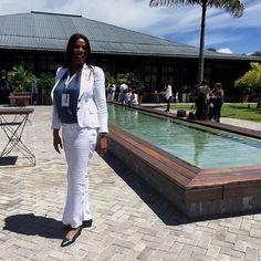 En la primera convención nacional de Wedding Planner Colombia. Astrid Vonk Wedding Planner en Colombia.