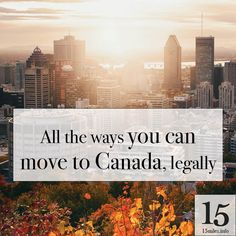 Endangered Plants, Immigration Canada, Moving To Canada, Sustainable Farming, Solo Travel, Ontario, Life Hacks, Solo Trip, Around The Worlds