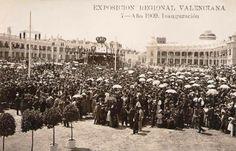AÑO 1909. INAUGURACIÓN