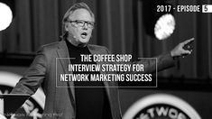 The Introvert's Secret Weapon-Published on Jan 5, 2017  In this video, Tom Chenault talks about his Coffee Shop Interview strategy to find new prospects every day. He interviews people. It sounds simple or even daunting, especially for introverts. But there is more to this strategy.