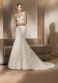 Svatební šaty Pronovias Adela