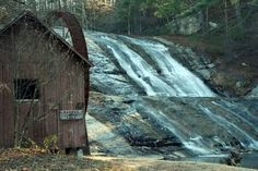 Moravian Falls, Wilkesboro NC. Less than 2 hours from Charlotte. I definite must see....soon!!