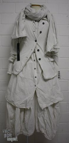 "www.modegalerie-bongardt.de - rundholz mode, rundholz black label, rundholz dip Rundholz DIP Sommer 2014 mega-Big-Hemd/Bluse ""cotton""...in 2..."