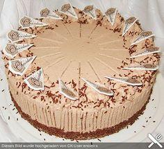 Schoko - Sahne - Torte