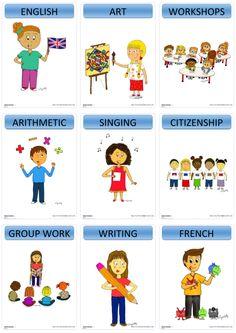flash cards cup of tea English Fun, Learn English, English Language, Jenny Lee, Classroom Language, Cycle 3, Group Work, Arithmetic, School Supplies