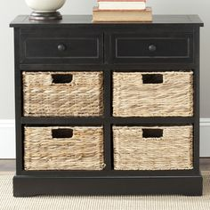 Safavieh Milan 6 Drawer Chest | Wayfair