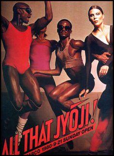 For Parco 1980 by Eiko Cirque Du Soleil Varekai, Tony Nominations, Eiko Ishioka, Francis Ford Coppola, Queer Art, New York Art, Famous Words, Miles Davis, Photoshoot Inspiration