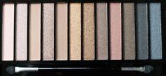 Meine Lidschatten-Paletten – Mein-Stil-Helfer #iconic1 #makeuprevolution #lidschattenpalette #eyehshadowpalette