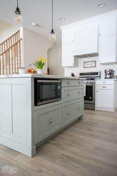 10 best kitchen island trim images in 2019 diy ideas for home rh pinterest com