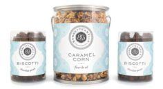 Chad Roberts Design - Bobette & Belle Artisanal Pastries - #packaging