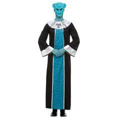 Disfraz de Alienígena del Espacio para Hombre