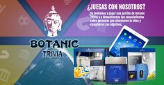 Juega una partida de BOTANIC TRIVIA y entra en el sorteo de grandes regalos https://premium.easypromosapp.com/p/310215?uid=623794474&lc=spa