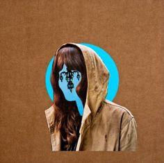 Collage Portrait VI