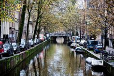 #1 of Top Tourist Attractions In Amsterdam - go for a canal ride