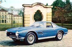 Aston Martin DB4 GT Jet (Bertone), 1961
