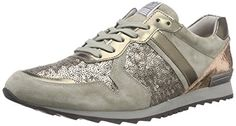 Kennel und Schmenger Schuhmanufaktur Runner, Damen Sneakers, Mehrfarbig (natur/gold S.grau 434), 38 EU (5 Damen UK) - http://on-line-kaufen.de/kennel-und-schmenger-schuhmanufaktur/38-eu-kennel-und-schmenger-schuhmanufaktur-damen-14